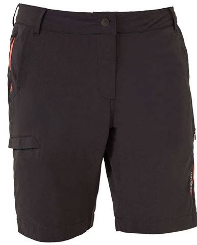 TRIBORD Dámske šortky Race čierne