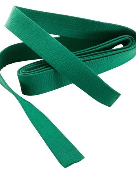 OUTSHOCK OUTSHOCK Prešívaný Opasok 2,5 M Zelený