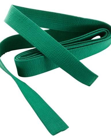OUTSHOCK Prešívaný Opasok 2,5 M Zelený