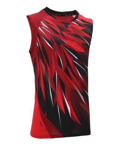 PERFLY Pánske Tričko 990 červené