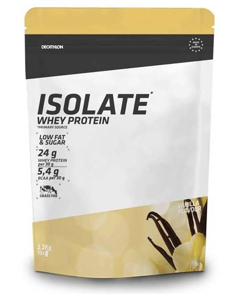 DOMYOS DOMYOS Izolátový Proteín Vanila 2,2kg