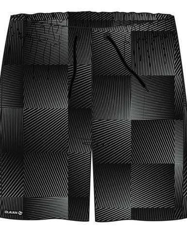 OLAIAN šortky 100 Square čierne