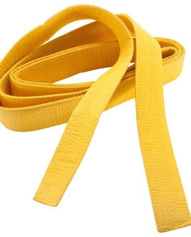 OUTSHOCK Prešívaný Opasok 2,8 M žltý