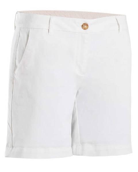 INESIS INESIS Dámske šortky Biele