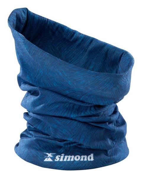 SIMOND SIMOND Nákrčník Alpinism Modrý