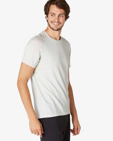 NYAMBA Pánske Tričko 520 Na Cvičenie