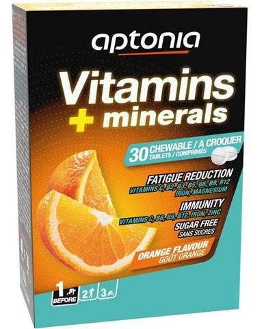 APTONIA Vitamíny - Minerály X30