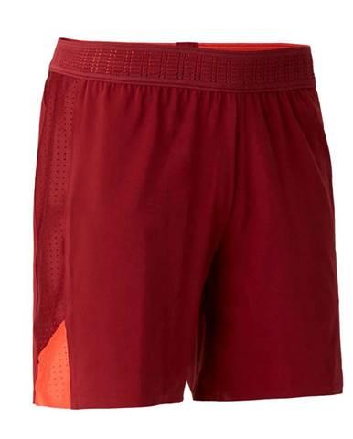 KIPSTA Dámske šortky F900 červené