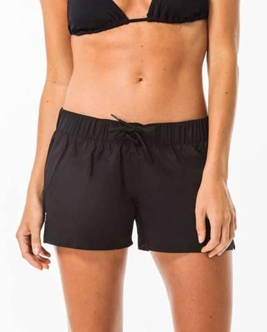 OLAIAN Plážové šortky Tana čierne