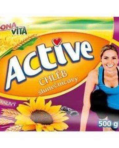 Bona Vita Trvanlivy chlieb Active slnecnicovy 500 g