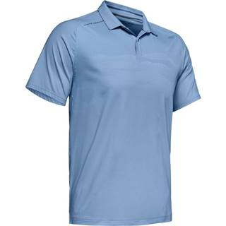 Pánske tričko Under Armour Iso-Chill Airlift Polo Boho Blue - S