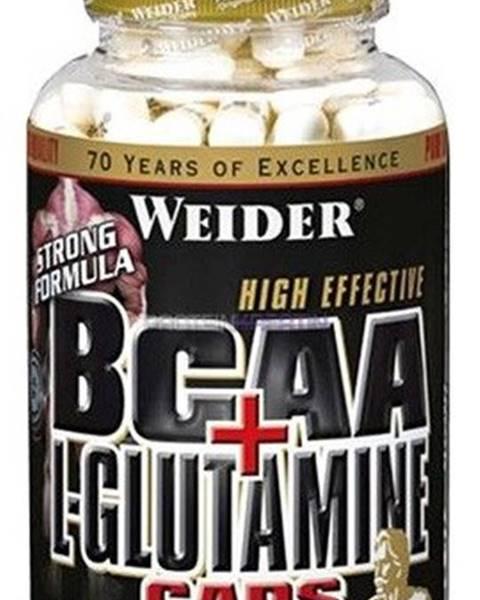 Weider Weider BCAA + L-Glutamine 180 kapsúl