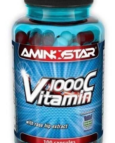 Aminostar Vitamín C 1000 100 kapsúl