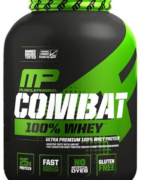 MusclePharm MusclePharm Combat 100% Whey 2269 g variant: jahoda