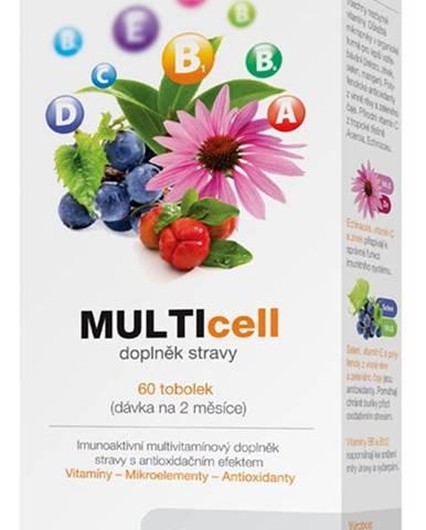 MycoMedica Multicell 60 kapsúl