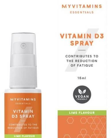 MyProtein Vitamin D3 sprej 15 ml variant: limetka