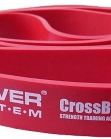 Power System Posilňovacia guma Cross Band Level 3 variant: červená