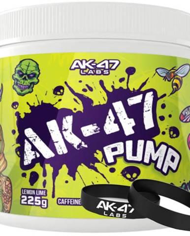 AK47 Labs Pump 225 g variant: citrón - limetka