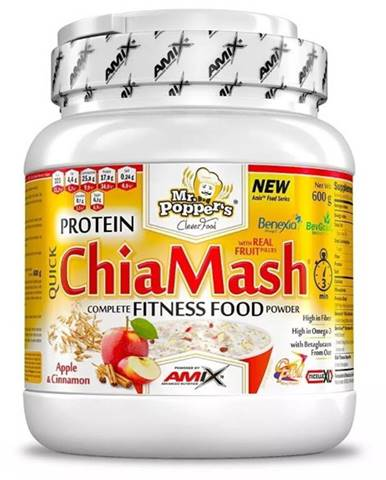 Amix Nutrition Amix Protein ChiaMash 600 g variant: čučoriedka - jogurt