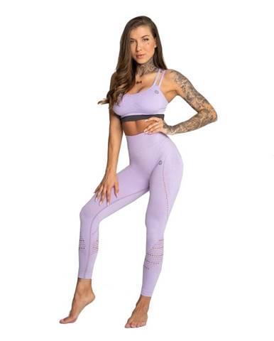 Gym Glamour legíny Deynn levanduľové variant: M