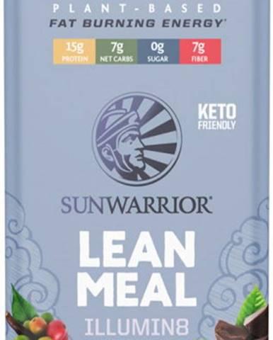 Sunwarrior Lean Meal Illumin8 720 g variant: čokoláda