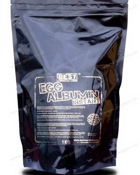 Best Nutrition Egg Albumin - Vaječný bielok - Best Nutrition 1000 g Neutral