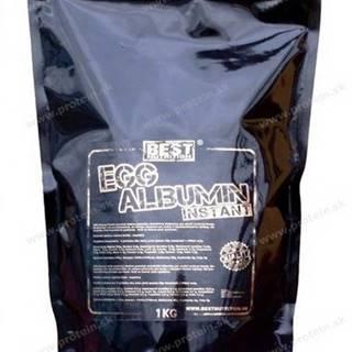Egg Albumin - Vaječný bielok - Best Nutrition 1000 g Neutral