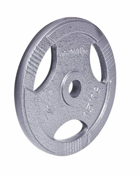 Insportline Liatinový kotúč inSPORTline Hamerton 15 kg