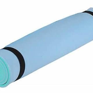karimatka dvouvrstvá bez obalu barva: modrá-zelená;tloušťka: tl. 8 mm