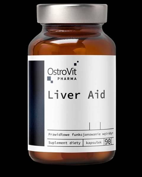 OstroVit OstroVit Pharma Podpora pečene Liver Aid 90 kaps