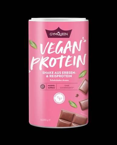 GYMQUEEN Vegan Protein 1000 g vanilka karamel