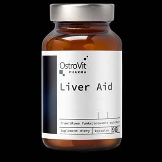 OstroVit Pharma Podpora pečene Liver Aid 90 kaps
