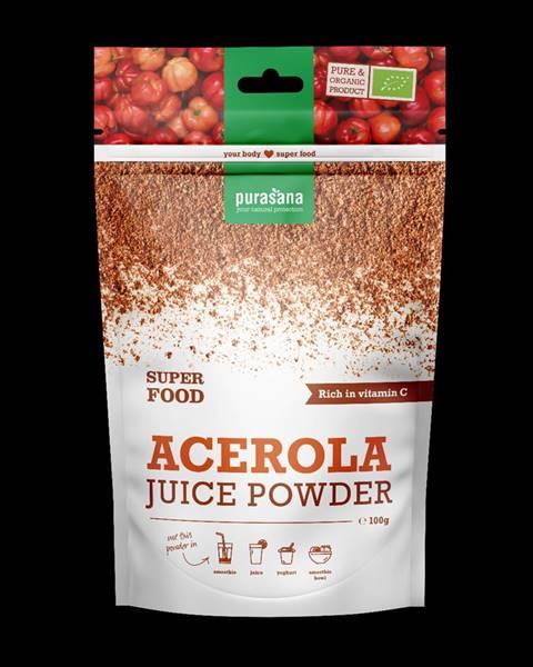 Purasana Purasana BIO Acerola Juice Powder 100 g