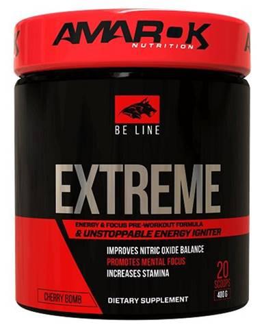 Be Line Extreme - Amarok Nutrition 400 g Green Apple