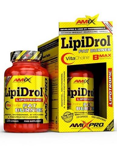 LipiDrol Fat Burner - Amix 120 kaps.