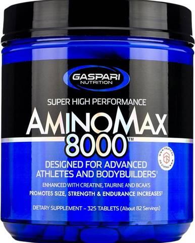 Amino Max 8000 - Gaspari Nutrition 325 tbl.
