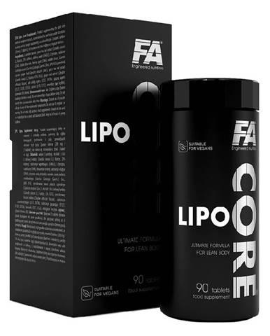 Lipo Core - Fitness Authority 90 tbl.