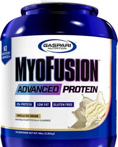 MyoFusion Advanced Protein - Gaspari Nutrition 1814 g Banana