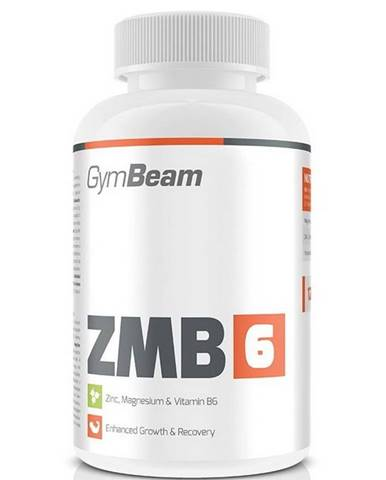 ZMB6 - GymBeam 120 kaps.