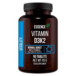 D3 K2 - Essence Nutrition 90 tbl.