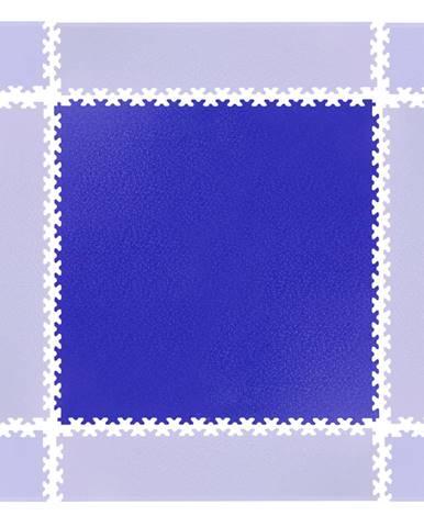Puzzle záťažová podložka inSPORTline Simple modrá