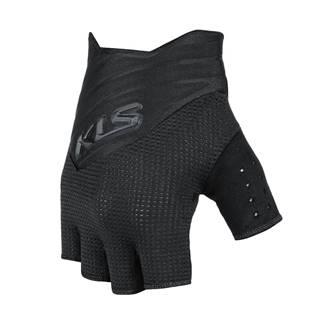 Cyklo rukavice Kellys Cutout Short čierna - XS