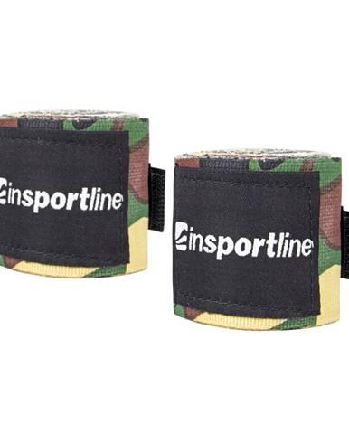 Boxerská bandáž inSPORTline Disfarko 3,5 m camo