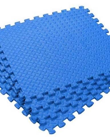 Podložka EVA BLUE MAT 60x60x1,2cm - sada 4ks - Modrá