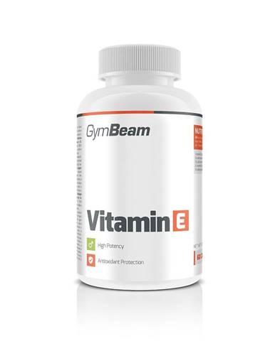 GymBeam Vitamín E 60 kaps