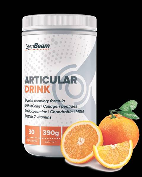 GymBeam GymBeam Articular Drink 390 g malina