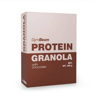 GymBeam Protein Granola s Čokoládou - 300 g