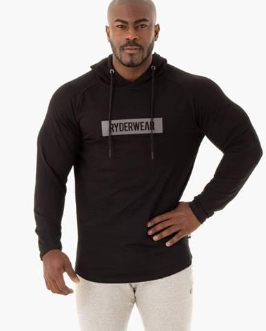 Ryderwear Pánska mikina Base Black  S