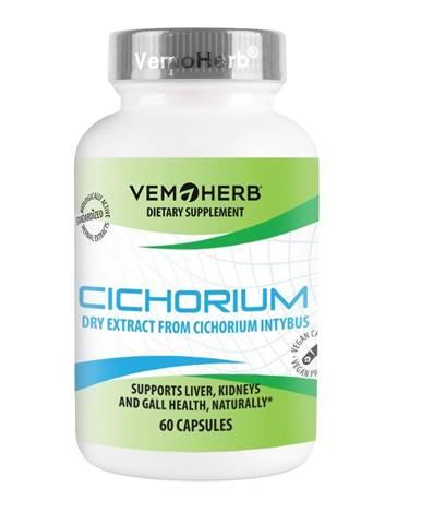 VemoHerb Cichorium (Čakanka obyčajná) 60 kaps.