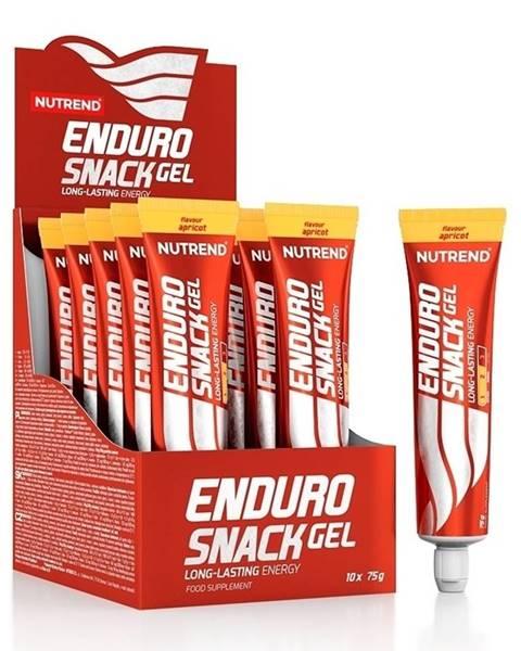 Nutrend EnduroSnack Gel tuba - Nutrend 10 x 75 g Apricot